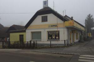 Stanovanjska hiša z gospodarskim poslopjem/delavnico v Gornjem Lakošu, Lendava