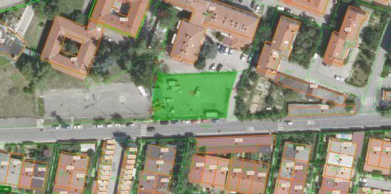 Zemljišče v Semedeli