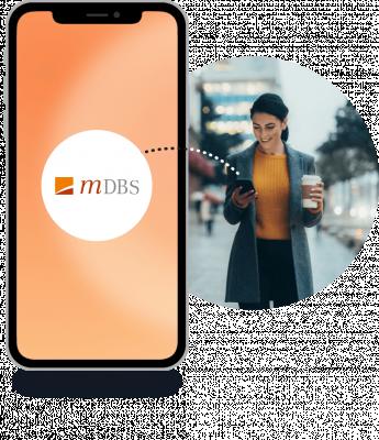 Mobilna banka mDBS